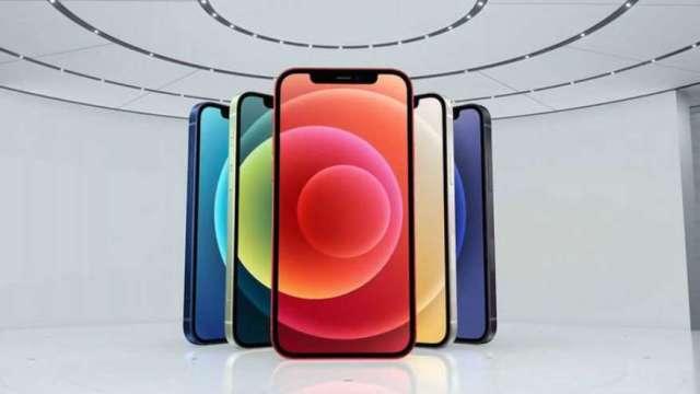 蘋果 iPhone 12重磅問世 10/16起預購 入手價23900。(圖片:蘋果)