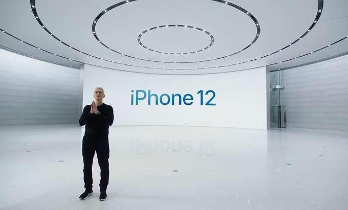 蘋果第二波秋季發表會線上登場,重磅推出四款 iPhone 12 新機。(圖片:蘋果)