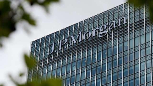 〈財報〉大幅調降備抵貸款損失、交易收入續發力 小摩Q3營收獲利勝預期 (圖:AFP)