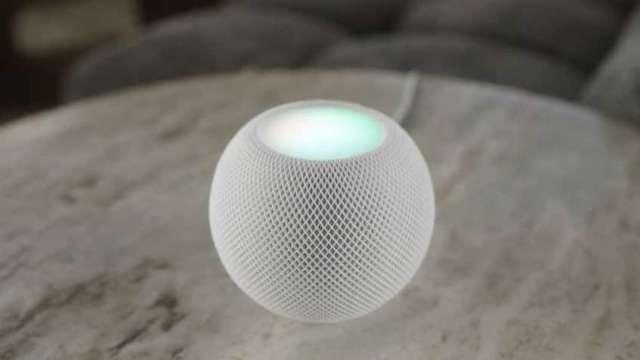 HomePod mini 小可愛大聲公!售價僅3000元超便宜 (圖片:蘋果)