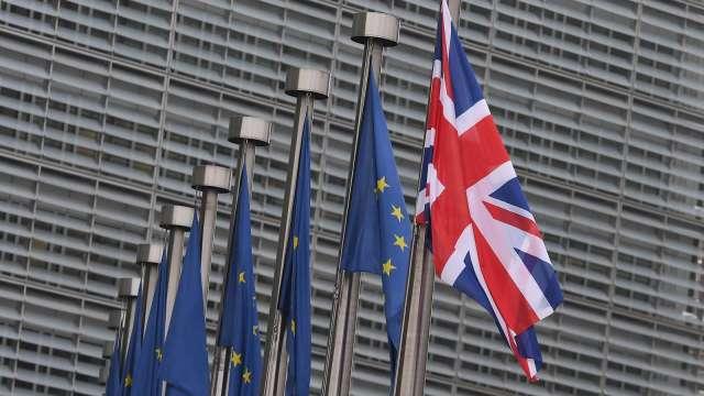 歐盟:期望達成協議 但也已經準備好英國無協議脫歐(圖片:AFP)