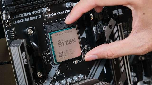 新世代高效能運算霸主 AMD重新定義商務與消費級桌上型處理器。(圖:業者提供)
