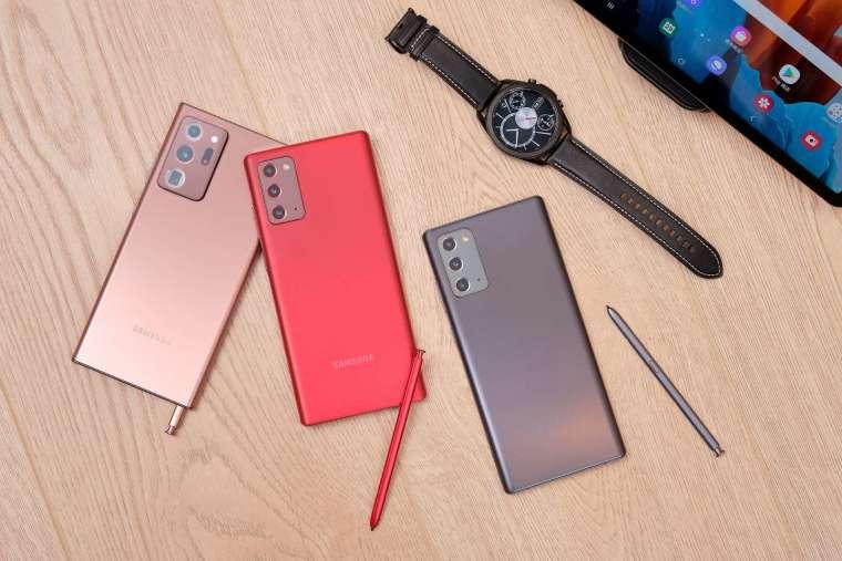 Galaxy Note20 5G 旗艦系列強大嶄新功能:重新定義工作與娛樂,Galaxy 生態圈能完美無縫協作,讓消費者將寶貴的時間,投入最重視的事物上。