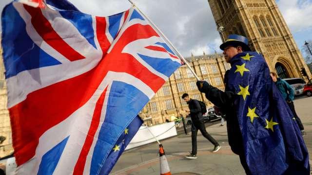 高盛:英國與歐盟可能在11月初達成「精簡」脫歐協議(圖片:AFP)