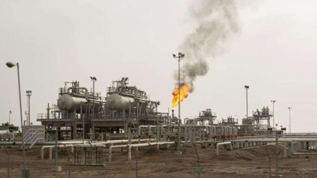 國際原油需求回溫  瑞銀估油價年底前上看45美元。(圖:AFP)