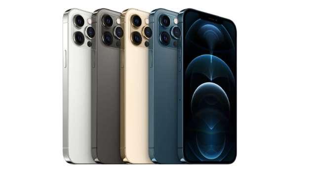 iPhone 12系列將開始預購。(圖:富邦媒提供)