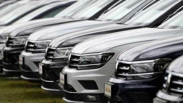 歐洲9月新車銷量年增1.1% 今年以來首度成長(圖片:AFP)