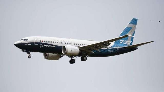歐盟航空安全局:波音737 Max改善後已達安全要求(圖:AFP)