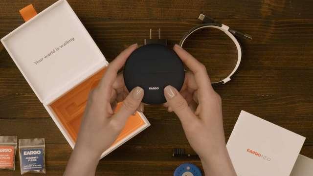 醫療助聽器Eargo掛牌首日收漲87%(圖片:AFP)