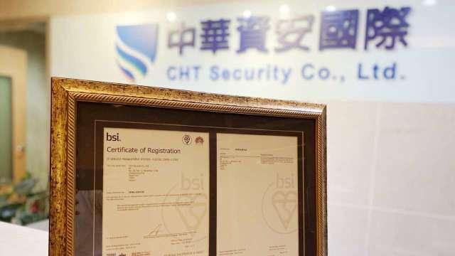 中華電子公司中華資安國際 紅隊演練服務通過國際驗證。(圖:中華資安國際提供)