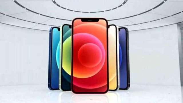 iPhone 12新機本周開賣。(圖取自蘋果官網)