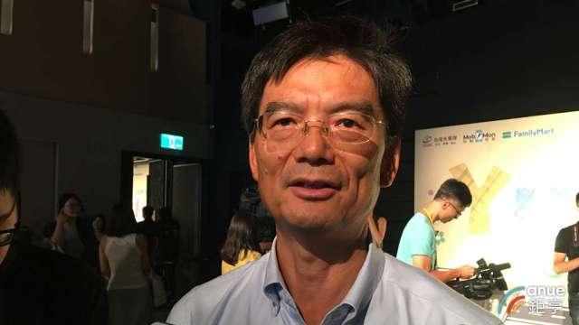 大車隊董事長林村田。(鉅亨網資料照)