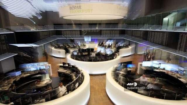 泛歐交易所停止交易3個小時 近兩年規模最大(圖:AFP)