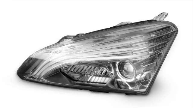 帝寶車燈產品。(圖:帝寶提供)