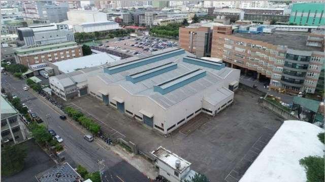 信義全球資產公司受託「桃園龜山工業區廠房」的公開標售案。(圖:信義全球提供)