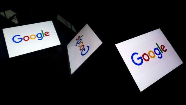 美司法部拿Google開刀!Alphabet強力買入時候到了。(圖片:AFP)