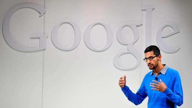 Google回應:美司法部反壟斷訴訟存嚴重缺陷。(圖片:AFP)