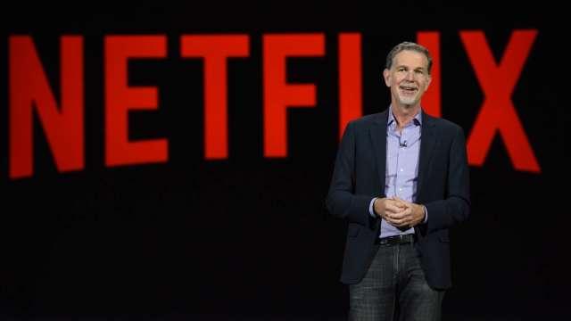 〈財報〉Netflix Q3獲利、全球淨增訂閱戶遜於預期 盤後挫6%(圖片:AFP)