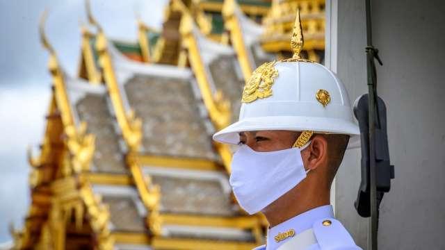 泰國重新開放觀光客入境 首波來自中國 (圖片:AFP)