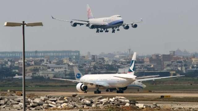 國泰航空全球大裁員5900人 台灣分公司估影響40人。(圖:AFP)