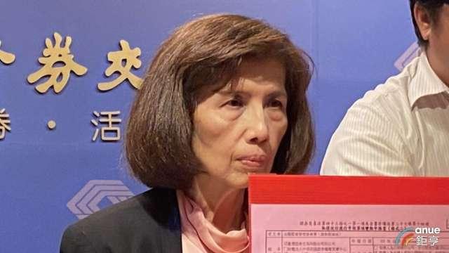 大同董事長林郭文艷。(鉅亨網資料照)
