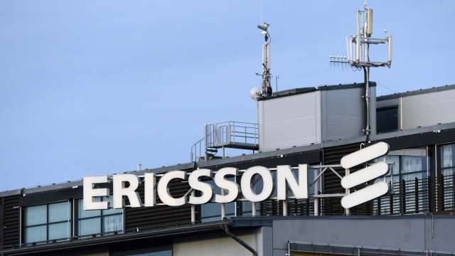 電信業排除華為設備 愛立信5G接案量增 (圖片:AFP)
