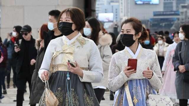 南韓免費流感疫苗接種計畫 已有25個死亡案例 (圖片:AFP)