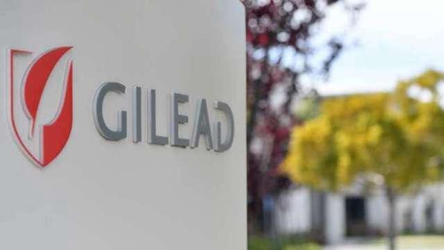 瑞德西韋獲FDA核准為全美唯一新冠藥物 吉利德藥廠大漲逾6% (圖:AFP)