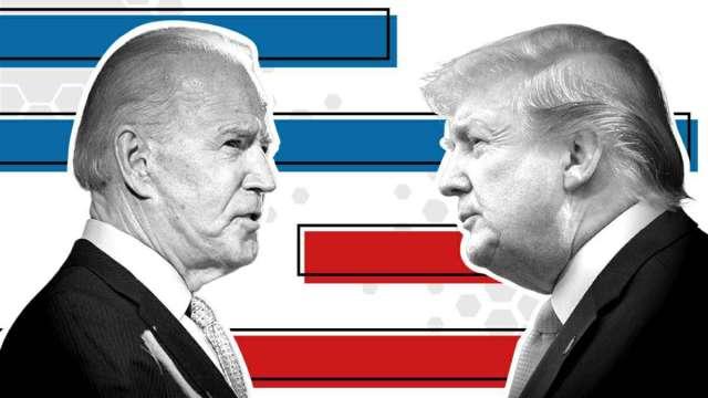 美國大選十月驚奇 終極辯論前川普又被爆猛料。(圖:shutterstock)