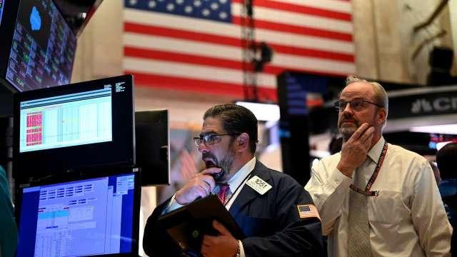 華爾街大佬葛拉漢:美股離泡沫破裂可能只剩數周。(圖:AFP)