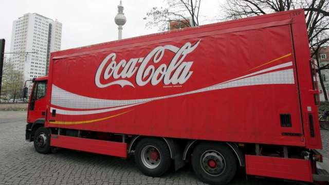 歐洲同行計畫砸60多億美元 買下澳洲可口可樂公司 (圖片:AFP)