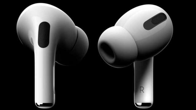 傳蘋果明年發表新一代AirPods和AirPods Pro 耳機柄設計各有不同 (圖:蘋果官網)