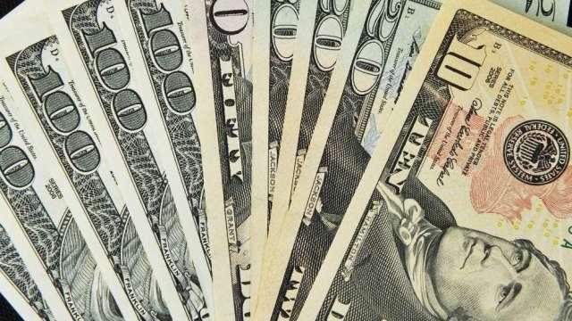 國際清算銀行:新興市場美元計價債務首次超過4兆美元(圖:AFP)