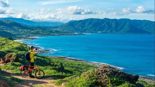雄獅首度推自行車環島9日行程。(圖:雄獅提供)