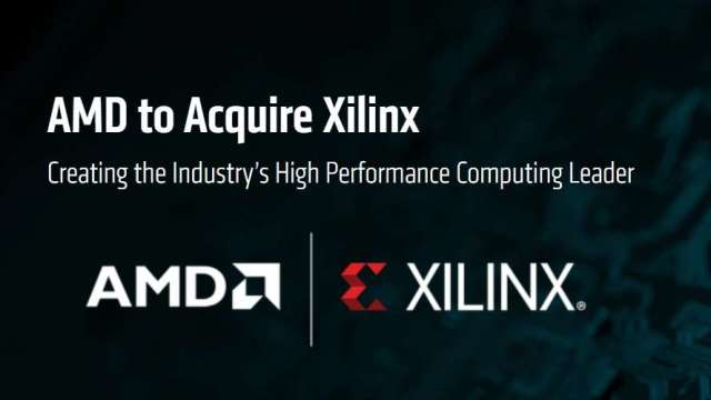 砸350億美元迎娶賽靈思 為何AMD股價慘跌?(圖片:AMD官網)