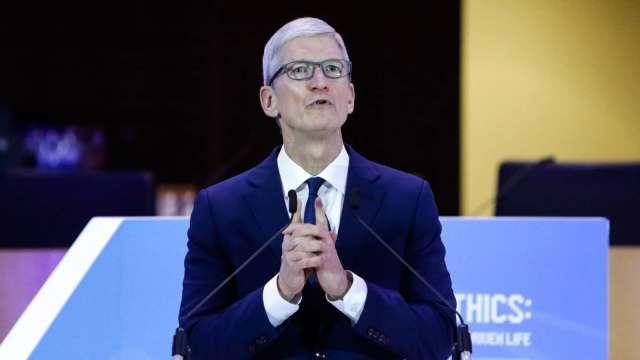 蘋果傳收購AI初創公司Vilynx 強化Siri等應用程式(圖:AFP)
