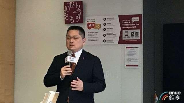 星展銀行(台灣)財富管理投資顧問部副總裁陳昱嘉。(鉅亨網記者郭幸宜攝)