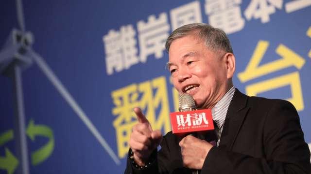 行政院副院長沈榮津。(圖:財訊提供)