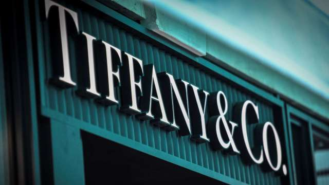 重修舊好 傳Tiffany接受LVMH全新併購條件、最快明年1月成交 (圖片:AFP)