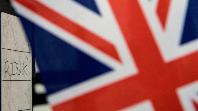 受疫情衝擊 英國9月汽車產量跌至25年來新低(圖片:AFP)