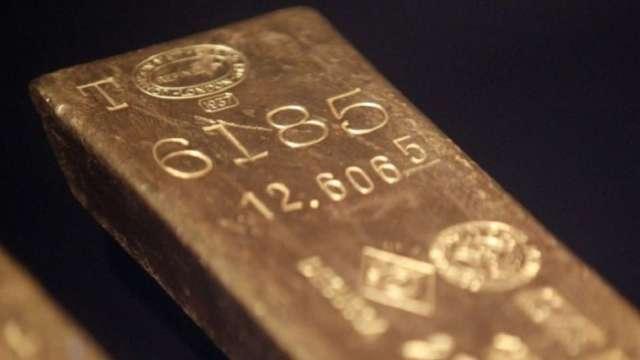 WGC:黃金需求第三季大減19% 全球央行十年來首見賣金。(圖:AFP)