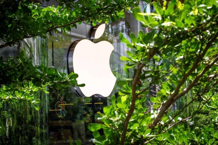 蘋果盤後公布最新財報營收、獲利皆優於預期,但大中華地區銷售大幅放緩。(圖片:AFP)