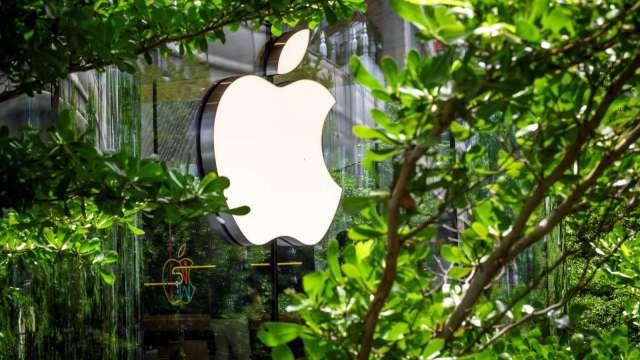 一文掌握蘋果Q4財報亮點 (圖片:AFP)