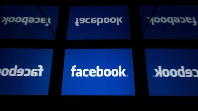 〈財報〉臉書Q3獲利營收高於預期 但美加用戶下降 盤後挫逾2%(圖片:AFP)