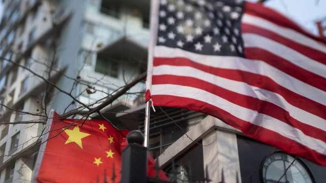中美軍方已舉行危機溝通會議 同意定期交流(圖:AFP)
