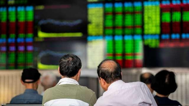 台股主流類股早已易位。(圖:AFP)