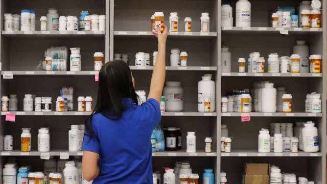 台灣醣聯旗下新藥研發將有大進展 周漲逾1成收復短均。(圖:AFP)
