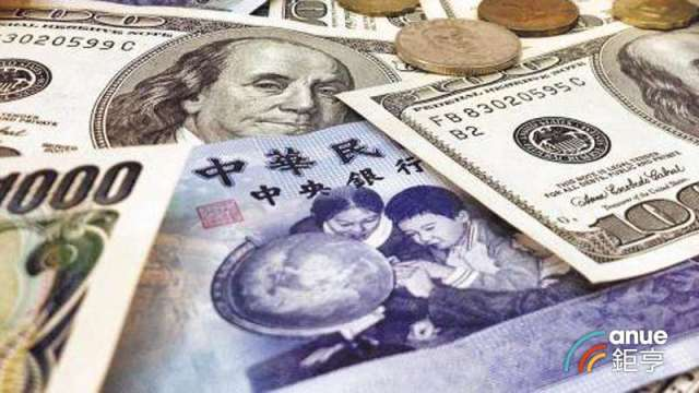 美元指數可望守住8月來的低位 新台幣人氣不墜 外匯操作有撇步。(鉅亨網資料照)