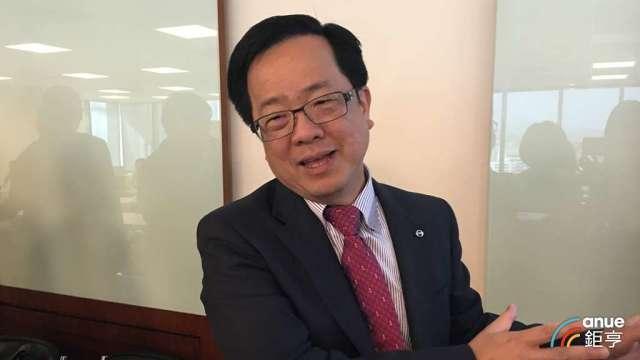 裕日車總經理李振成。(鉅亨網資料照)