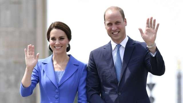傳威廉王子四月曾經確診 一度陷入呼吸困難與病危 (圖片:AFP)